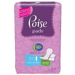 Poise Ultimate Long Extra Coverage Pad 15-3/5