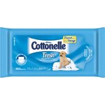 Kleenex Cottonelle Flushable Wipes, 48 to 10's, Premoistened, Cottony-soft, Flushable and Safe - CA of 480 EA