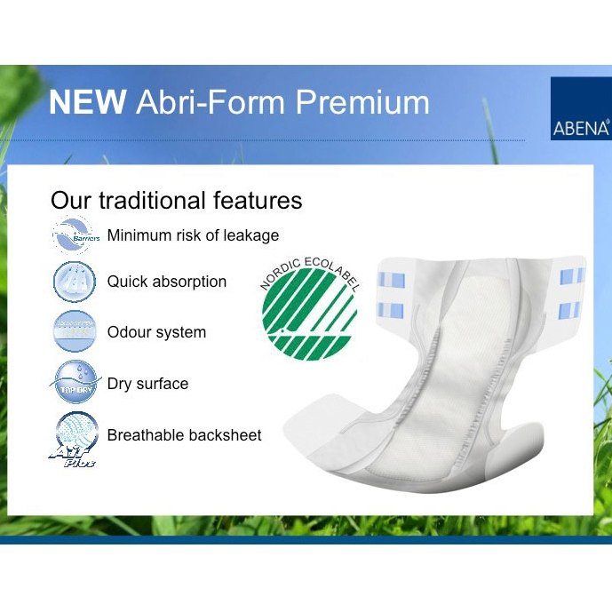 Abena Abri-Form X-Plus Briefs - Premium Abena Diapers - S4 - M4 ...