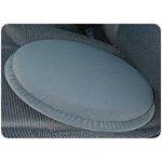 Mabis Healthcare Swivel Seat Cushion, 300 lb, Durable, Comfortable, Stable - 1 EA