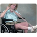Mabis DMI Healthcare Leg Lifter with Large Loop, Fit the Leg or Cast - 1 EA