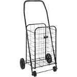 Mabis DMI Healthcare Folding Shopping Cart, 15