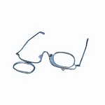 Apothecary Products Inc Flip Down 5X Magnifying Glasses - 1 EA