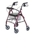 Medline Industries Rolling Walker Basket - 1 EA