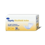 Dignity � UltraShield Active Briefmates Super Guard Disposable Pads 7.5
