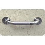 Mabis DMI Healthcare Institutional Steel Knurled Grab Bar 12