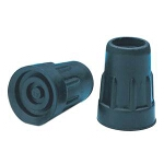 Medline Industries Guardian ® Standard Replacement Cane Tip with Reinforcing Metal Insert 3/4