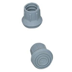 Mabis DMI Healthcare Walker/Cane/Commode Replacement Tips #19 7/8