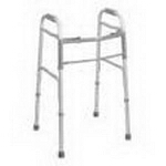 Sammons Preston Inc Child's Folding Walker 4 ft to 4 ft 8