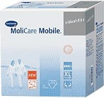 Molicare Mobile Super Absorbent Disposable Protective Underwear 40