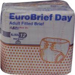 Mediprime EuroBriefs Day Briefs, Adult Diapers Extra-large Upto 67