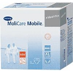 Molicare ® Mobile Disposable Protective Underwear, Pull Up Adult Diapers 51