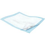 Kendall Healthcare Wings Quilted Breathable Underpad 30