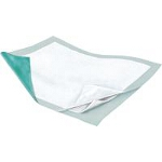 Kendall Wings Quilted Cloth-like Incontinence Underpad, Bed Pad 23