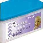 Dynarex Baby Wipes for Skin Care Scented 7