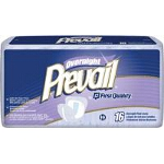 Prevail ® Pant Liner Pads Overnight Super 28