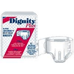 Dignity ® Plus Comfort Adult Fitted Brief 45