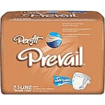 Prevail ® PM&Trade; Per-fit ® Adult brief Extra-large 59