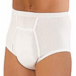 Sir Dignity ® Brief with Built In Protective Pouch 30