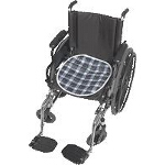 CareFor Deluxe Designer Print Reusable Chair Pad 17