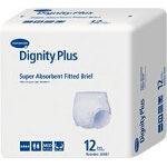 Dignity ® Plus Comfort Adult Fitted Brief 32
