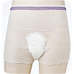 Attends ® Brief ® Securely Stretch Brief Uni-size, Sterile - Qty: BG of 2 EA