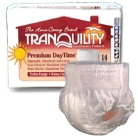Tranquility Premium Daytime Disposable Absorbent Underwear ( Medium Size 34