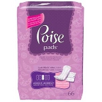 Poise Pad Moderate Absorbency 11