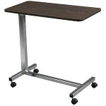 Non-Tilt Overbed Table - 1 EA