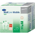 Molicare ® Mobile Light Disposable Protective Underwear 39-1/2
